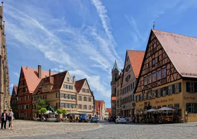 Dinkelsbuehl_Altstadt