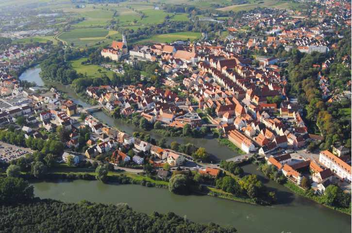 Donauwoerth_Luftbild