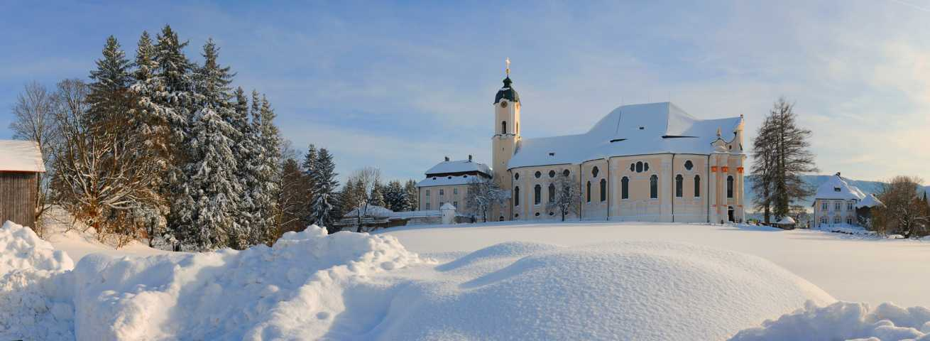 Wieskirche_Winterpanorama
