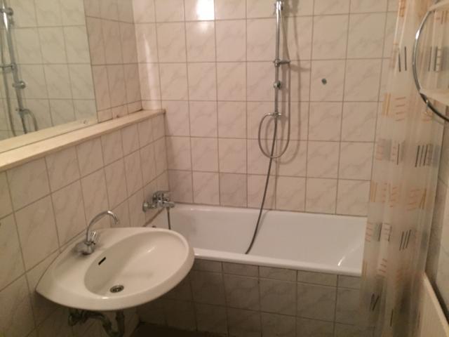 Monteurunterkunft Bergheim mit Dusche