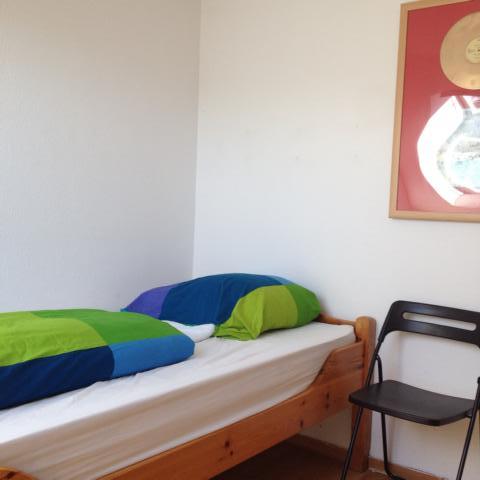 Monteurwohnung Bergheim Einzelbett