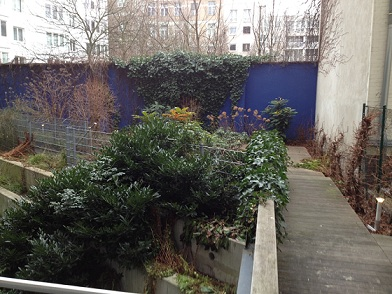 Berlin Mitte Garten
