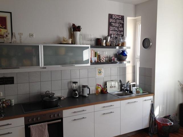 Monteurwohnung Berlin Küche