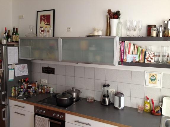 Monteurzimmer Berlin Küche