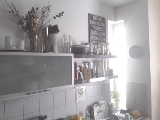 Monteurwohnung Berlin Pankow Küche
