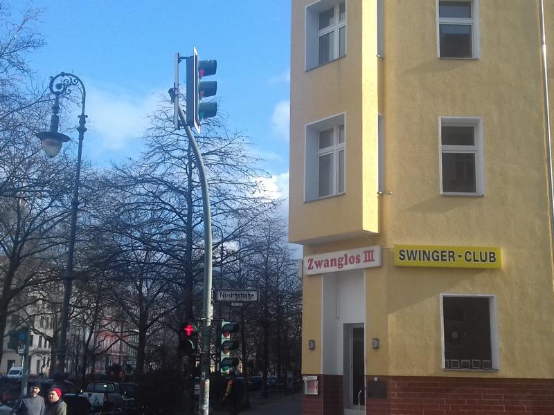 Berlin Mitte ist anders