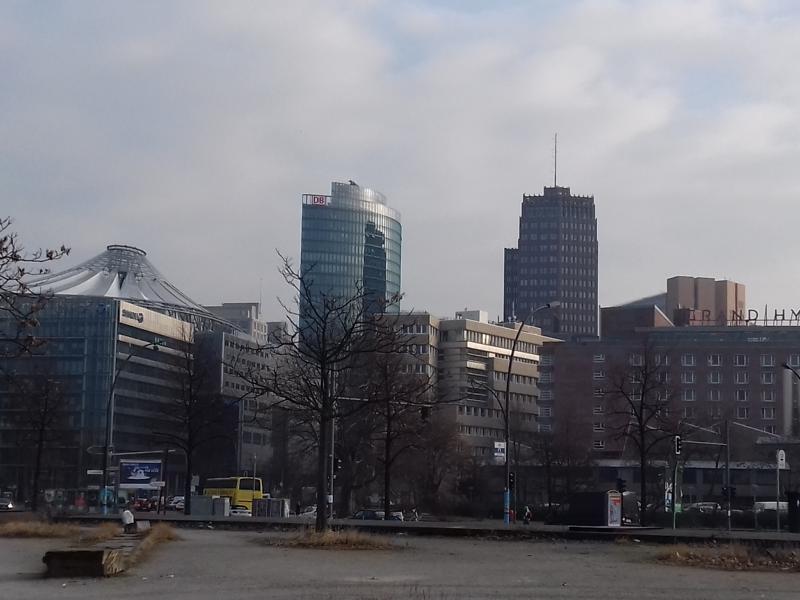 Unterkünfte Berlin Mitte Nähe Potsdamer Platz