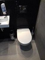 Berlin Mitte Toilette Monteurwohnung