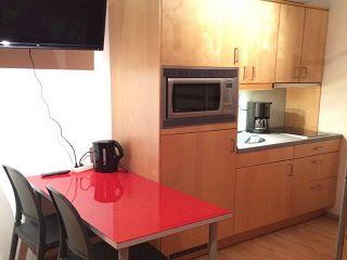 Monteurzimmer  Bonn Küche