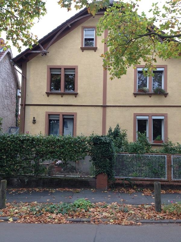 Monteurwohnung Darmstadt