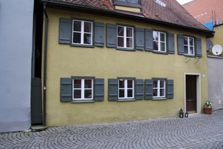 Haus Ferienwohnung Bamberg