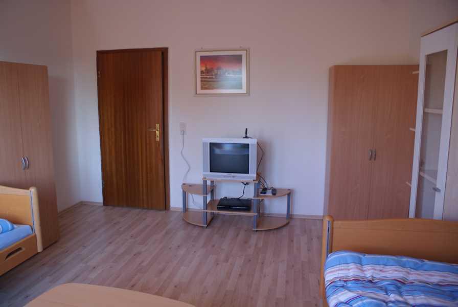 Monteurwohnung Wohnzimmer Duisburg