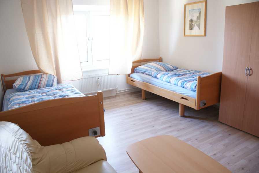 Schlafzimmer Monteurwohnung Duisburg