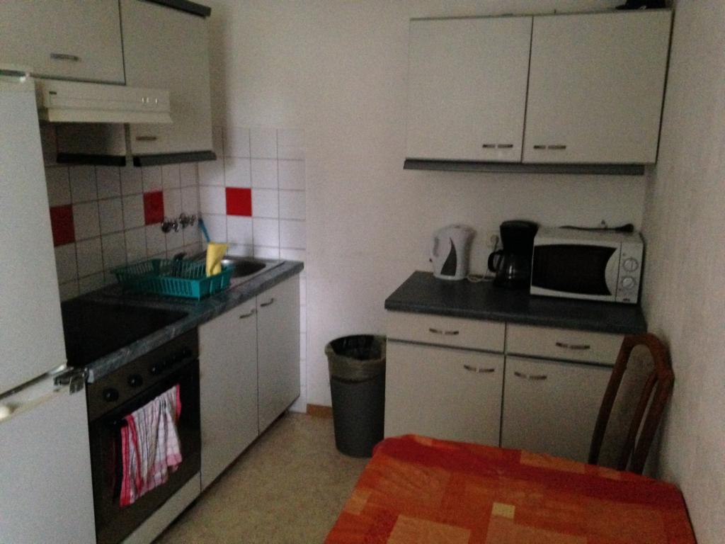 Monteurwohnung Küche Duisburg