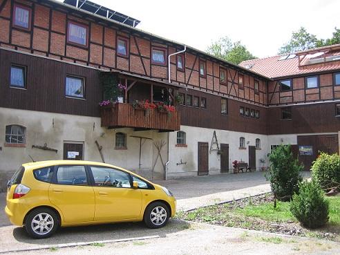 Monteurzimmer Erfurt
