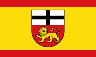 Flagge Bonn