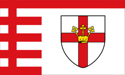 Flagge Koblenz