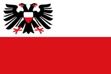 Flagge Lübeck