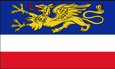 Flagge Rostock