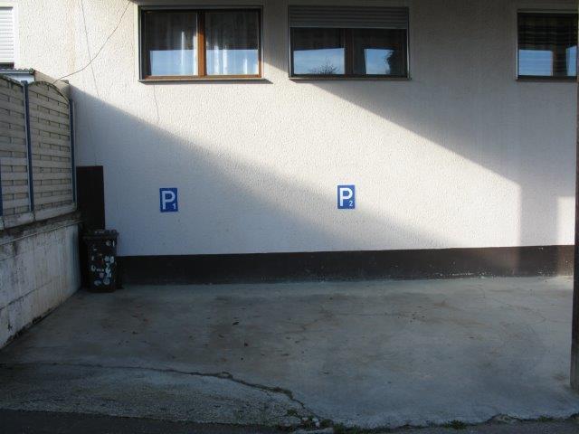 Parkplätze Monteurwohnung Göppingen