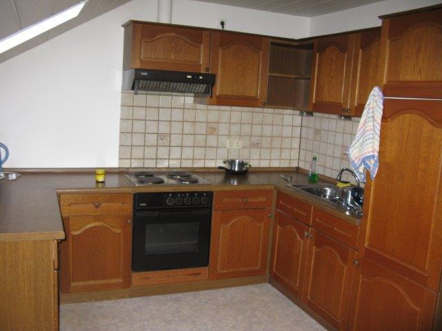 Küche Monteurwohnung Göppingen