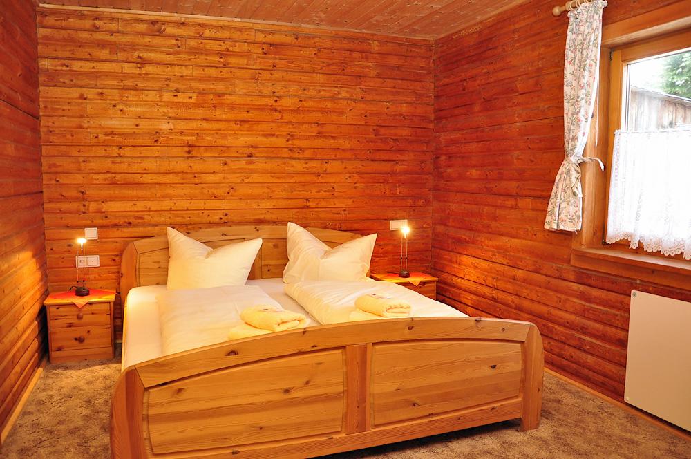 Ferienwohnung Suhl Schlafzimmer