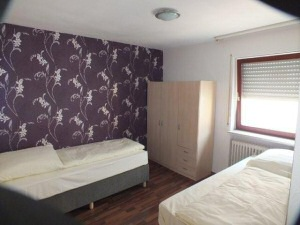 Monteurzimmer Schlafzimmer Hanau