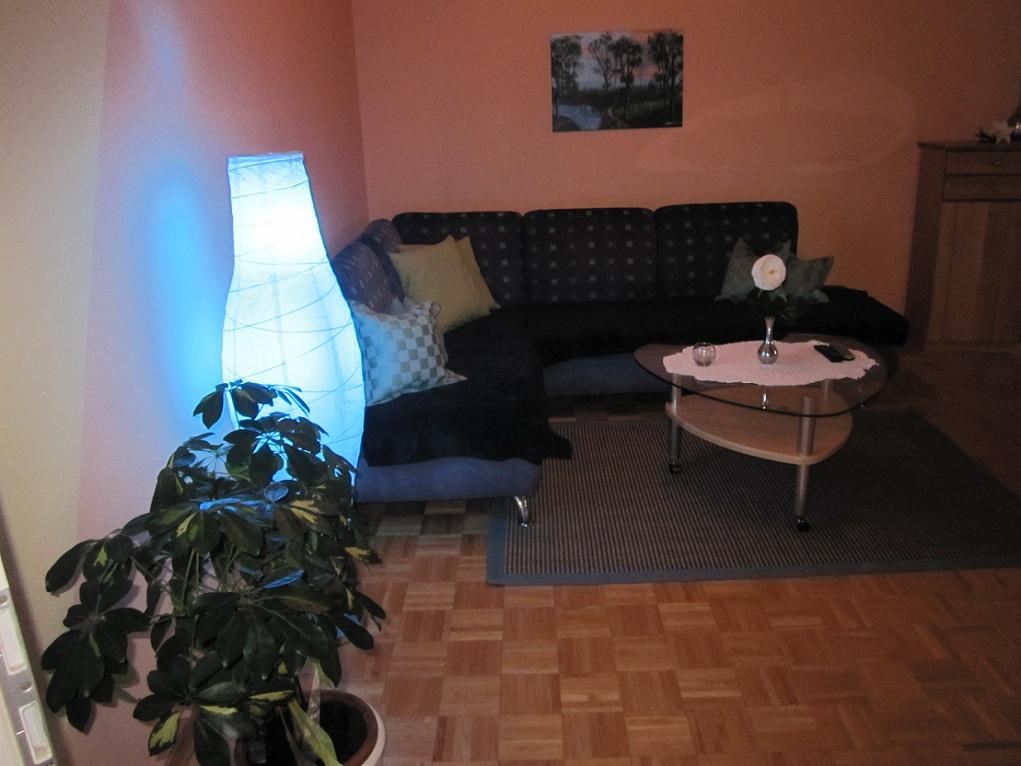 Monteurzimmer Wohnraum