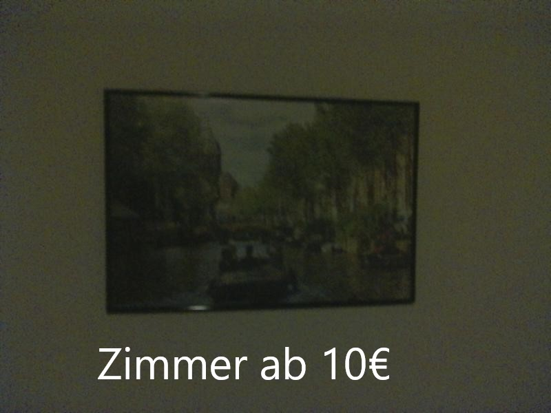 Monteurzimmer Heinsberg Innenansicht 1