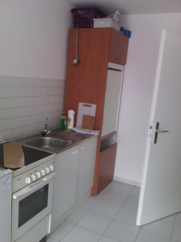 Küche Monteurzimmer Hattingen
