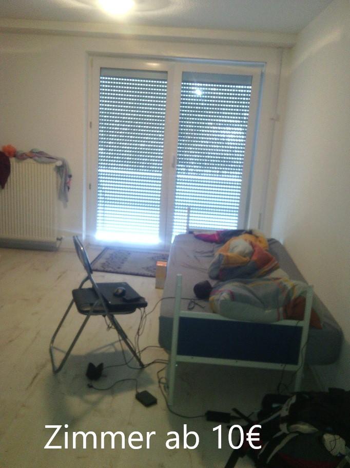 Zimmer Monteurwohnung Hattingen