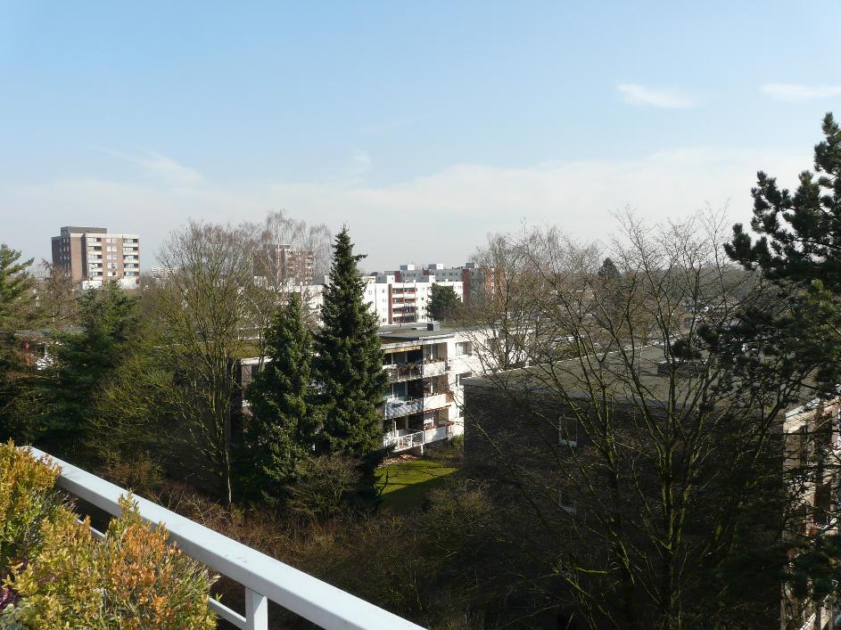 Balkon Monteurzimmer Kaarst