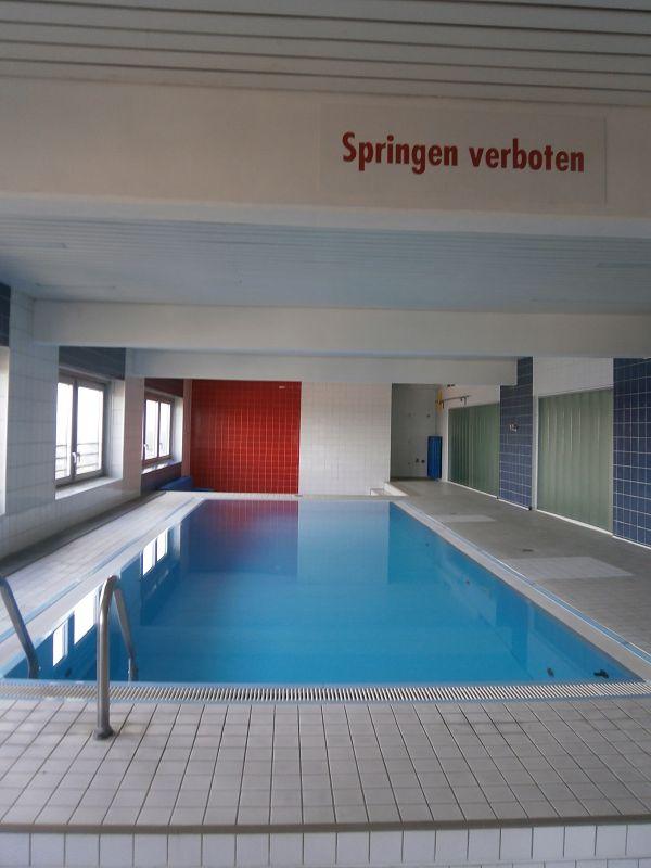Ihr eigenes Privatschwimmbad
