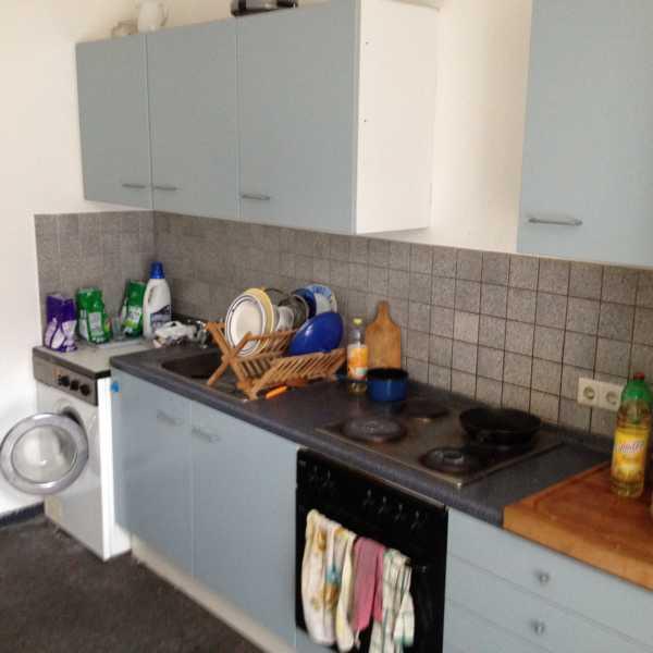 Krefeld Monteurwohnung mit Küche