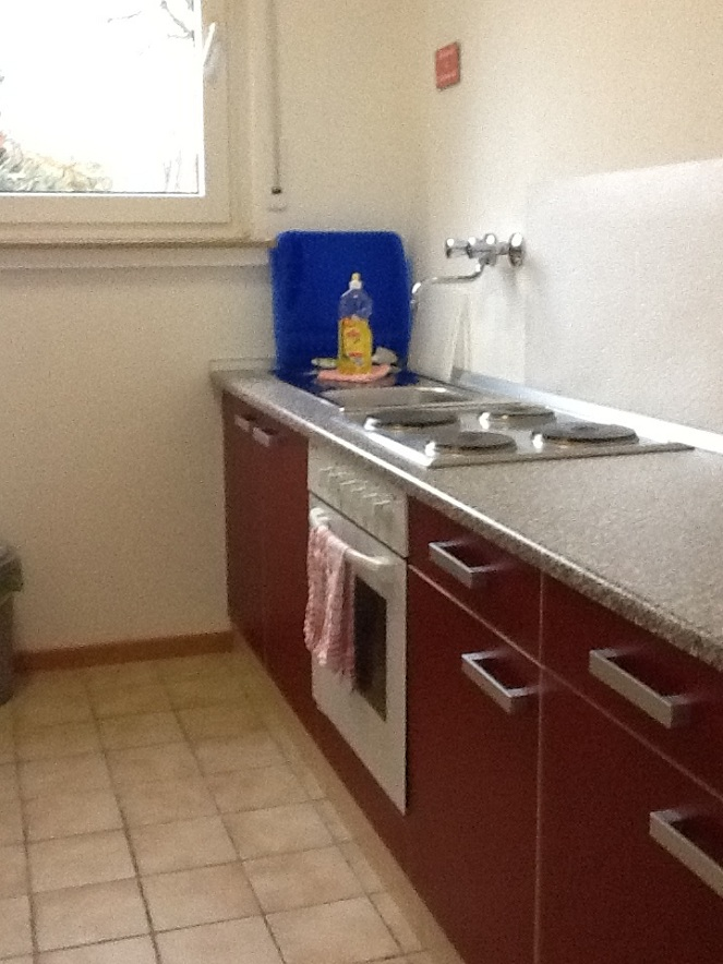 Monteurwohnung Küche Lohmar