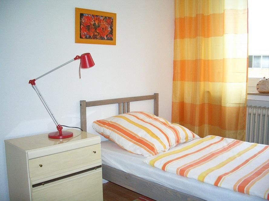 Monteurwohnung Schlafzimmer