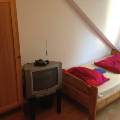 Monteurwohnung Wesel mit Fernseher