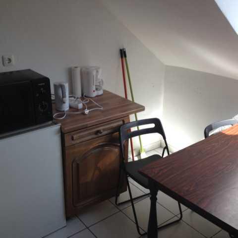 Küche Monteurzimmer Wesel