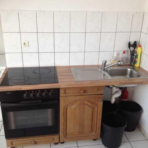 Küche Monteurwohnung Wesel