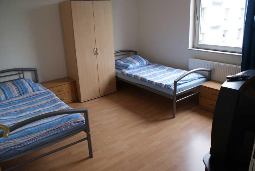 Betten Monteurzimmer Neuss