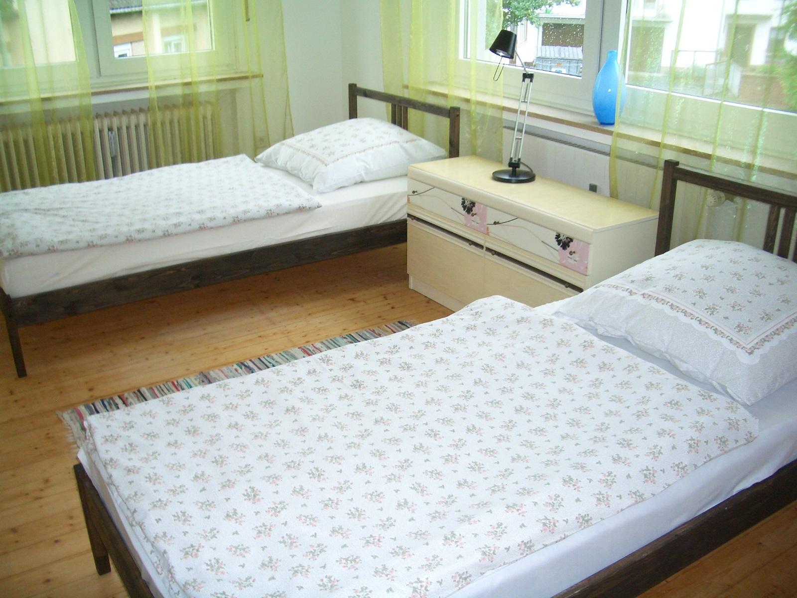 Personalunterkunft Gießen