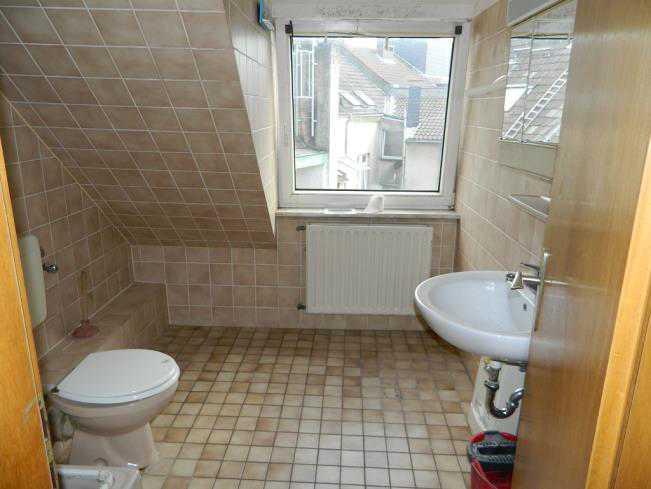 Badezimmer Monteurwohnung Viersen