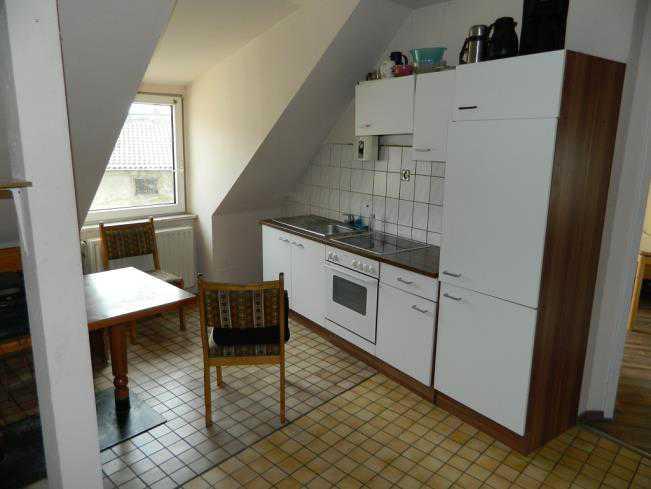 Küche Monteurzimmer Viersen