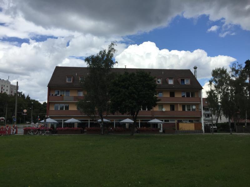 Arbeiterunterkunft Nürnberg