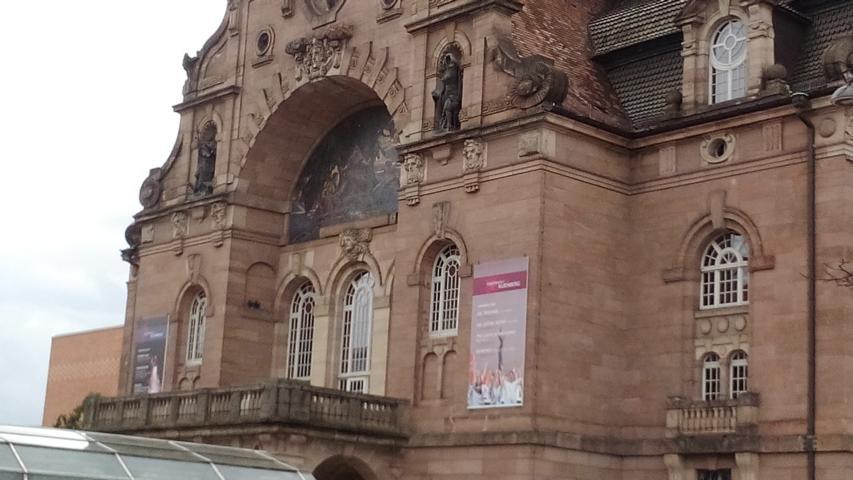 Zimmervermietung Nürnberg Nähe Staatstheater