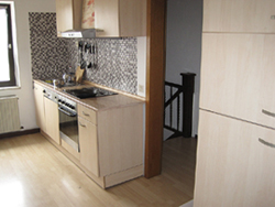 Küche Monteurwohnung Oberhausen