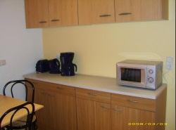 Monteurzimmer Küche Langen