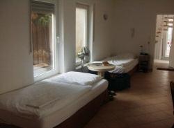 Monteurwohnung Schlafzimmer Langen