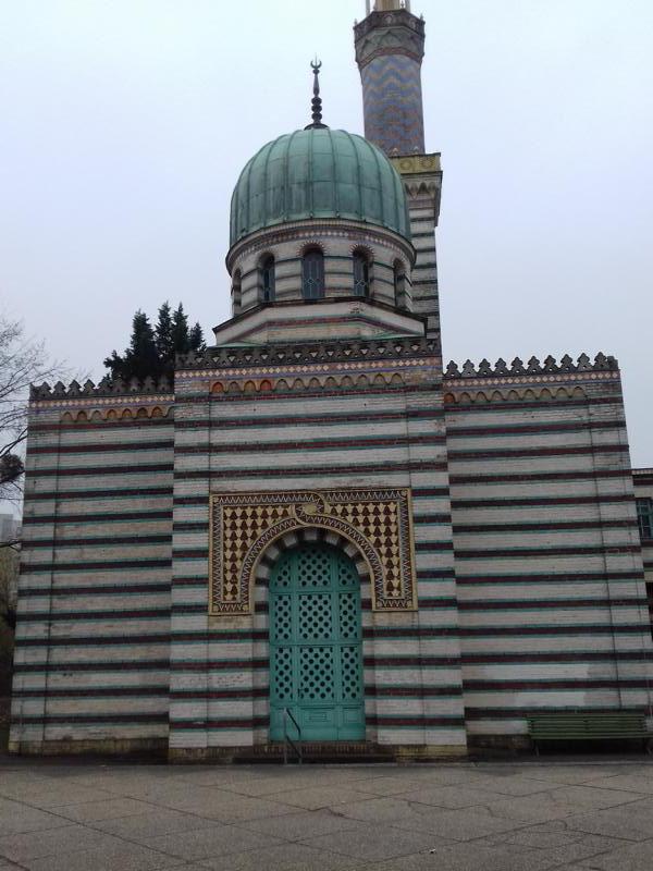 Monteurunterkunft Potsdam Moschee
