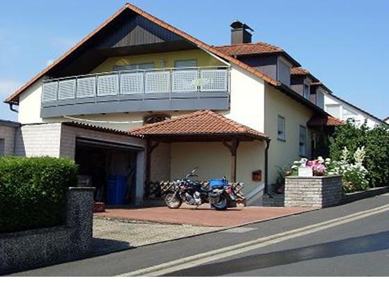 Arbeiterunterkunft Schweinfurt